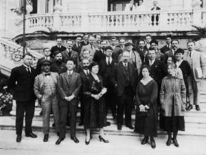 Russian Delegates